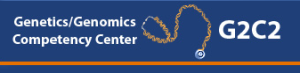 Genetics/Genomics Competency Center for Education Logo