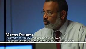 Martin Philbert, Ph.D.