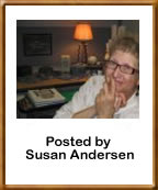 Posted by Susan Andersen