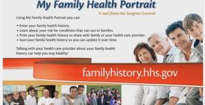 My Family Health Portrait