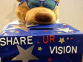 Share UR Vision
