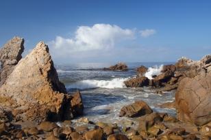 Corona Del Mar Rocks © Sydney Deem, Dreamstime Stock Photos